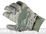 Special Force Cold Weather Shooter's Tactical Gloves - ACU / Large