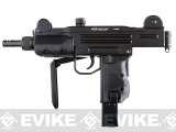 Gletcher UZM Full Metal CO2 Powered Airgun SMG (Full Automatic) (.177 cal Airgun NOT AIRSOFT)