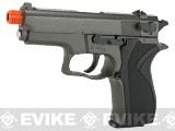 KJW 6904 Full Metal Gas Powered Non-Blowback Airsoft Pistol