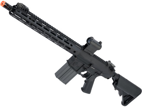 G&G Knight's Armament Licensed SR25 Airsoft AEG Rifle w/ M-LOK Handguard and G2 Gearbox (Model: SR25 E2 APC)