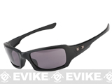 Oakley SI Fives Squared - Matte Black w/ Warm Grey