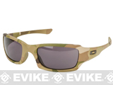 Oakley SI Fives Squared - Multicam w/ Warm Grey