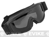 Global Vision Ballistech 3 A/F Ballistic Goggles - Smoke