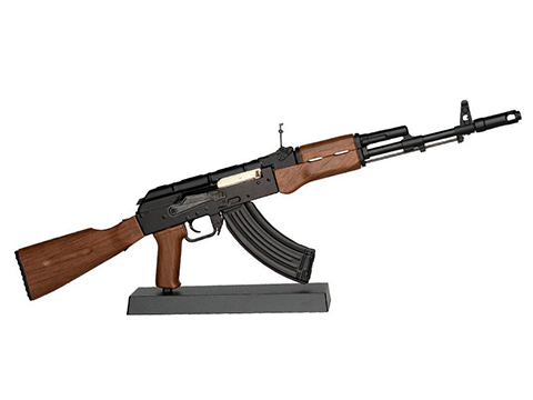 GoatGuns 1:3 Scale Die-Cast Model (Model: AK47 / Black)