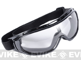 Edge Tactical Anti-Fog UV-400 Polycarbonate Lens Goggle