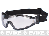Global Vision Z-33 ANSI Z87.1 Anti Fog Safety Shooting Goggle - Clear Lens