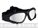 Save Phace Tactical Eye Protection Sly Series Goggles - Clear Lenses