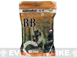 Golden Ball Pro-Series 6mm Premium Biodegradable Airsoft BBs - 0.15g White (1kg)