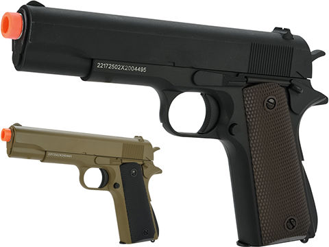 Golden Eagle 3003 1911 Style Spring Powered Airsoft Pistols