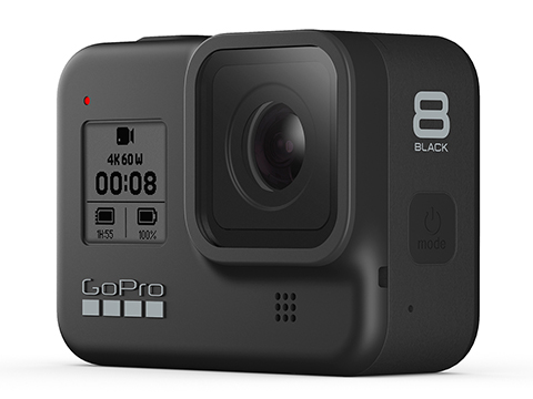 GoPro HERO8 Black Professional Wearable Camera