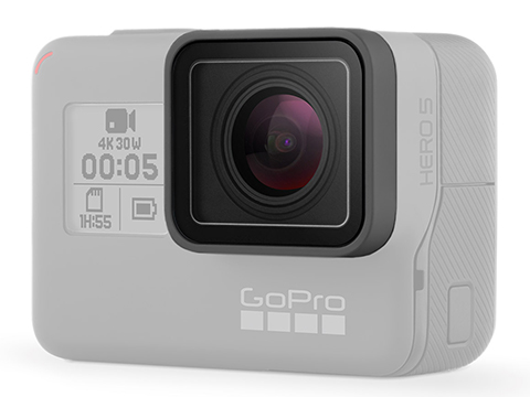 GoPro Protective Lens Replacement for HERO6 Black/HERO5 Black Professional Wearable Cameras