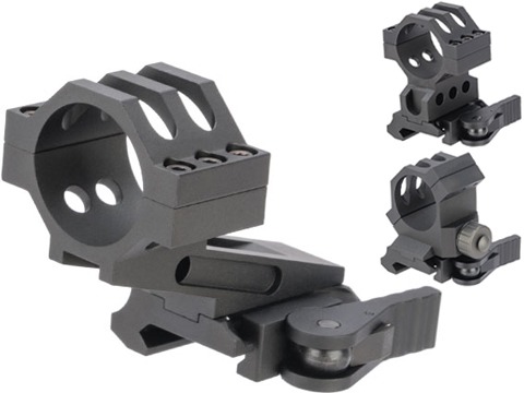 G&P 30mm Quick-Lock QD Scope Mount for Red Dots / Rifle Scopes (Model: Cantilever)