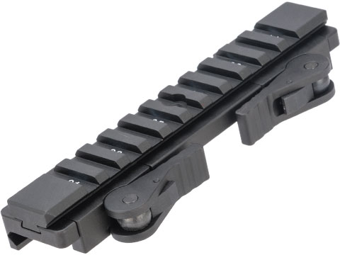G&P QD Riser Mount for 20mm Rails (Height: .50)