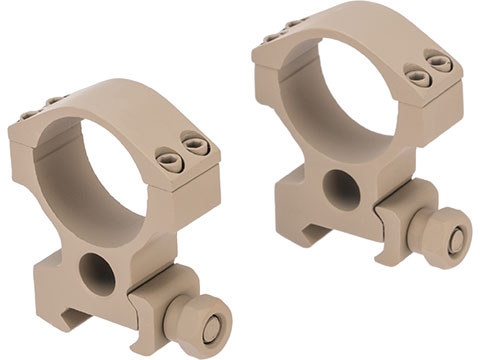 G&P 30mm Scope Mount for Magnified Rifle Scopes