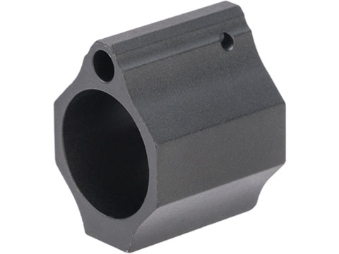 G&P CNC Aluminum Low Profile Gas Block for M4 Series Airsoft AEG