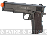Colt Licensed Full Metal M1911 A1 Airsoft CO2 GBB Gas Blowback Pistol by KWC