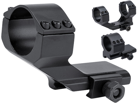 Matrix 30mm QD Scope Mount for Red Dots / Rifle Scopes (Model: Cantilever)