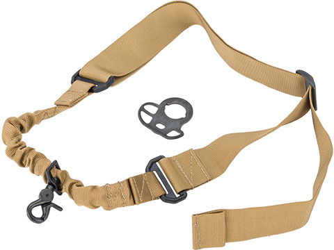 Matrix Tactical One-Point Bungee Sling w/ CQB-R Sling Adapter