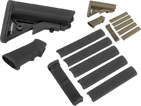 G&P Golf Ball Furniture Set For M4 / M16 AEG's