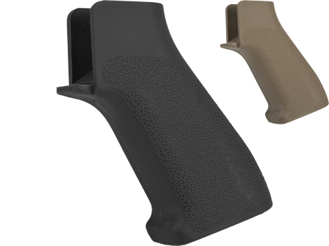 G&P TD Pistol Grip for M4 / M16 Series Airsoft AEG Rifles (Color: Black)