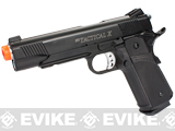 ASG STI Tactical X 1911 Full Metal Airsoft GBB Pistol by KJW