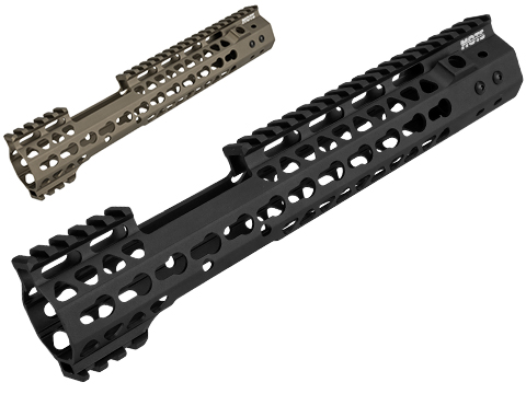 G&P MOTS 12 MRE Keymod Rail System for M4 / M16 Series Airsoft Rifles