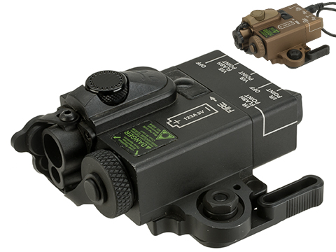 G&P Compact Dual Laser (Visible Red / Infrared) Designator