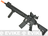 G&P V5 Airsoft M4 AEG with 12.5 RIS Handguard - Black