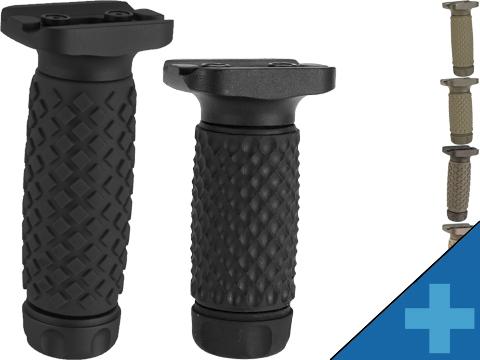 G&P CNC Aluminum Tactical Keymod Vertical Grip