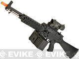 G&P Navy M63A1 Airsoft SAW Machine Gun AEG w/ Box Magazine (Model: Ver2 / Gun Only)
