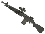 G&P M14 Scout/Recon Advanced Airsoft AEG Sniper Rifle - Black (Package: Gun Only)