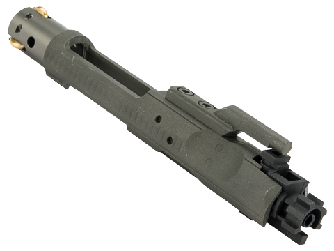 G&P Negative Pressure System Complete Bolt Carrier Group Set for G&P and Western Arms Gas Blowback Rifles (Version: Parkerized M4A1 Style)