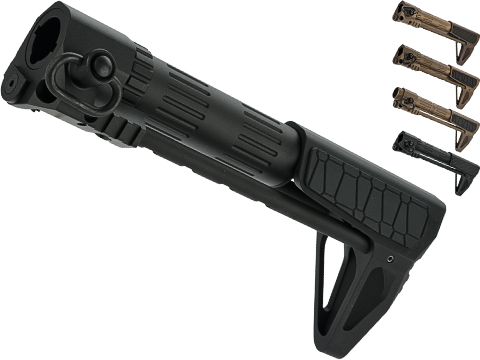 G&P Metal PDW Stock for M4 Series Airsoft AEGs