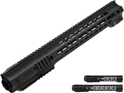 EMG/SAI QD Rail with JailBrake Muzzle Device