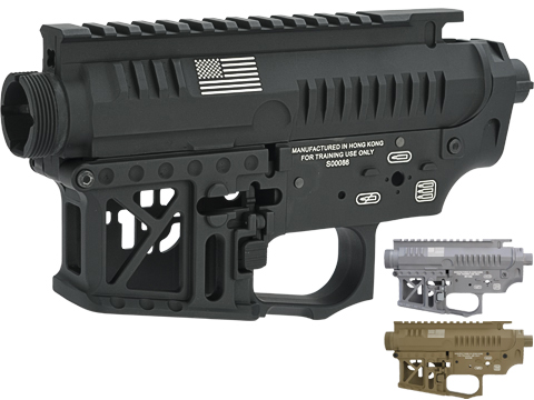 G&P CNC Machined Signature Competition Style Metal Body for M4 Series AEGs