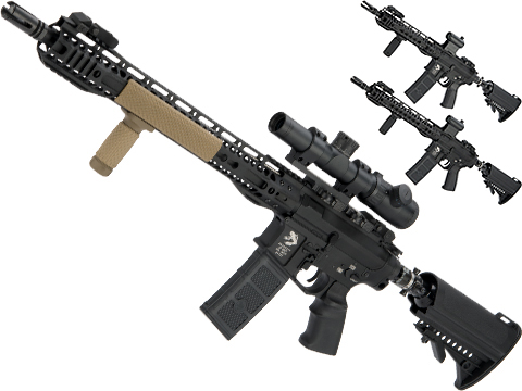 G&P / Polarstar Full Metal M4 R3 HPA Powered Airsoft Rifle