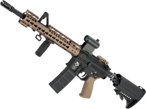 G&P / Polarstar Full Metal M4 R3 HPA Powered Airsoft Rifle with 14.5 Keymod MRE  Handguard