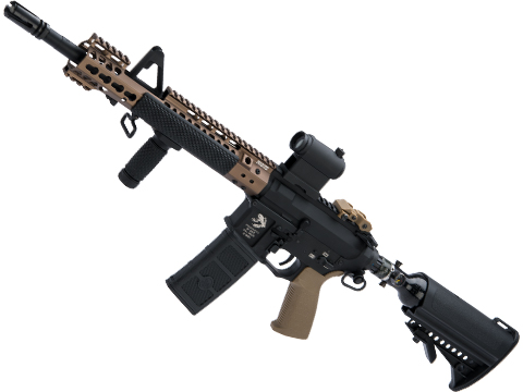 G&P / Polarstar Full Metal M4 R3 HPA Powered Airsoft Rifle with 14.5 Keymod MRE Handguard