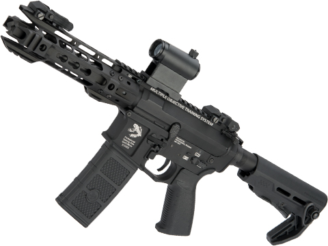 G&P Transformer Compact M4 Airsoft AEG with QD Front Assembly (Model: Ver2 / 8 Rainier Brake)