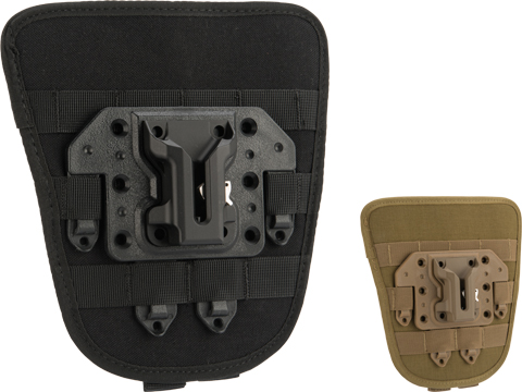 G&P STRIKE Quick Detach Weapons Catch System with MOLLE Hip Pad