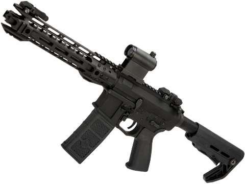 G&P Transformer Compact M4 Airsoft AEG with QD Front Assembly (Model: i5 / 12 Rainier Brake)