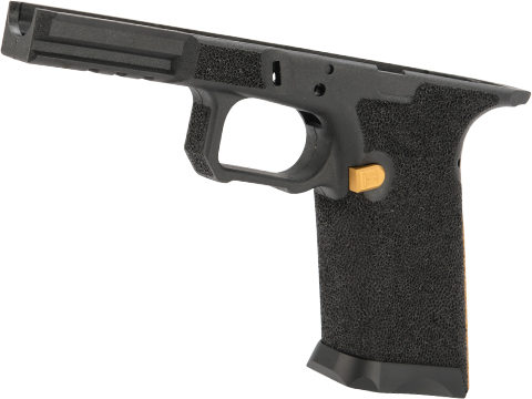 EMG / Salient Arms International Licensed Replacement BLU Laser Stippled Frame by G&P