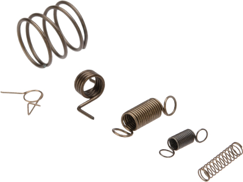 Matrix Reinforced Airsoft AEG Gearbox Spring Set (Type: Version 3 Gearbox)