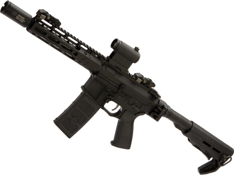 G&P Transformer i5 Gearbox Ultra Compact M4 w/ QD Front Assembly & Folding Stock (Model: M-LOK SBR w/ Noveske KX3)