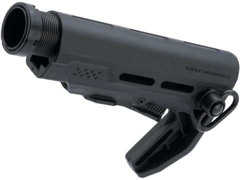 EMG Strike Industries Buffer Tube w/ Stock Kit for Tokyo Marui MWS Gas Blowback Rifles (Type: CQB)