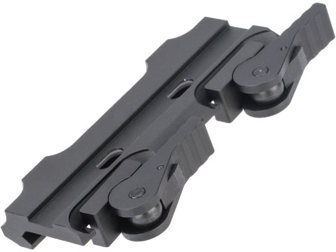 G&P Quick Lock QD Scope Mount Base for ACOG Styled Rifle Scopes