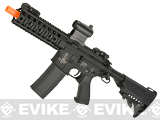 Evike Custom Madbull Licensed Troy Industries M7A1 Custom Airsoft AEG