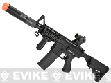 Evike.com G&P Rapid Fire II Airsoft AEG Rifle w/ QD Barrel Extension - Blank Receiver