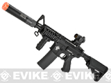 (Ten Free Magazines!) Evike.com G&P Rapid Fire II DUAL-FPS Airsoft AEG Rifle w/ QD Barrel Extension