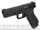 APS ACP Full Metal CO2 Powered Airsoft GBB Gas Blowback Pistol with Extra Magazine